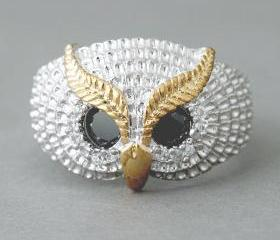 Fashion Owl Ring from Kellinsilver.com